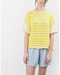 Wool And The Gang | Yellow Mighty Marcia T-shirt | Lyst