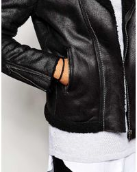 ASOS - Black Twisted Bangle for Men - Lyst