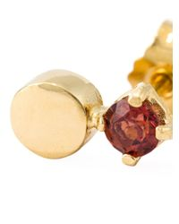 Wouters & Hendrix - Metallic Playfully Precious Garnet Earrings - Lyst