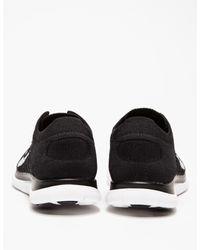 Nike - Black Free Flyknit 4.0 - Lyst