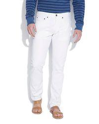 Lucky Brand - White Slim 121 Heritage Slim for Men - Lyst