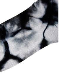 Huf - Tie Dye Griffon Sock Black for Men - Lyst