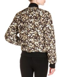 Givenchy - Multicolor Printed Reversible Bomber Jacket - Lyst