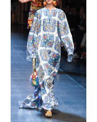 Dolce & Gabbana | Orange Resin Earrings | Lyst