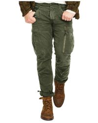 Polo Ralph Lauren | Green Cotton Chino Cargo Pant for Men | Lyst