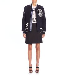 Opening Ceremony - Blue Kennel Club Varsity Jacket - Lyst