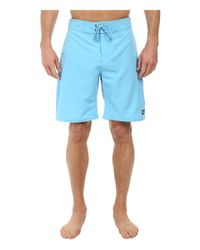 Vineyard Vines | Blue Solid Stretch Board Short for Men | Lyst