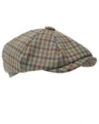 Jules B - Natural Teviotex Tweed Flat Cap for Men - Lyst