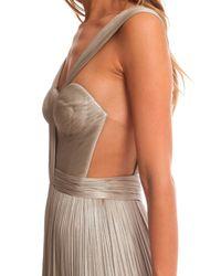 Maria Lucia Hohan - Metallic Gitta Dress - Lyst
