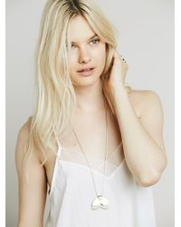 Free People - White Intimately Womens Heartbeat Cami - Lyst