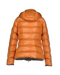 Jan Mayen - Orange Down Jacket - Lyst