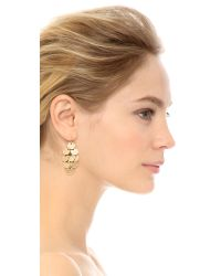 Adia Kibur - Metallic Katherine Earrings - Gold - Lyst