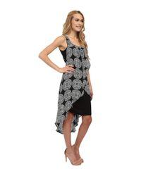 Tolani - Black Etta High-low Dress - Lyst