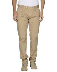 Fendi - Natural Casual Trouser for Men - Lyst