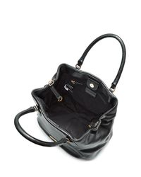 Marc By Marc Jacobs - Black New Q Fran Leather Bag - Lyst