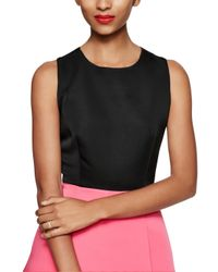 kate spade new york - Pink Mix Up Ring - Lyst