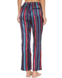 Sleepy Jones | Multicolor Marina Silk Pajama Pants | Lyst