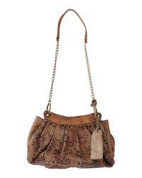 Caterina Lucchi - Brown Shoulder Bag - Lyst