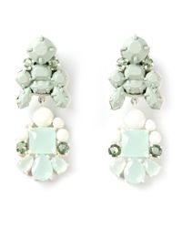 EK Thongprasert - Green 'Adagio' Earrings - Lyst