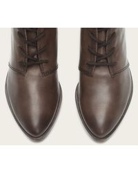 Frye | Brown Ruby Chukka | Lyst