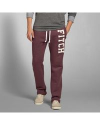Abercrombie & Fitch - Multicolor A&f Classic Sweatpants for Men - Lyst