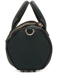 Alexander Wang - Gray Rockie Coated Leather Shoulder Bag - Lyst