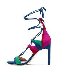 Stuart Weitzman | Multicolor Legwrapsong | Lyst