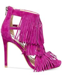 Steve Madden | Purple Women's Fringly | Lyst