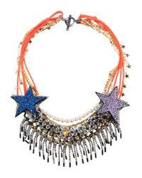 Venna - Multicolor Necklace - Lyst