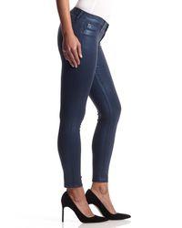 Hudson Jeans - Blue Krista Ankle Super Skinny - Lyst