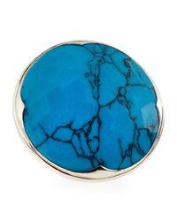 John Hardy | Blue Batu Bedeg Turquoise Ring Size 7 | Lyst