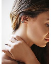 Free People | Metallic Monica Squitieri California Jewelry Womens Golden West Ear Cuff | Lyst
