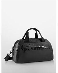 Calvin Klein | Black Jeans Logan Duffle Bag | Lyst