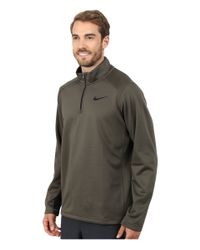 Nike | Natural Ko 1/4 Zip Top for Men | Lyst