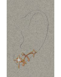 Venyx - Metallic White Gold Lady Australis - Lyst