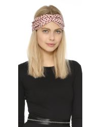 Marc By Marc Jacobs | Natural Polka Dot Bandeau | Lyst
