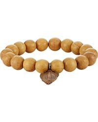 Miracle Icons - Natural Charm Bracelet for Men - Lyst