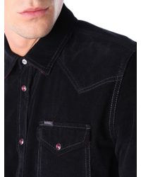 DIESEL | Black S-ul for Men | Lyst