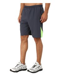 "Under Armour | Gray Ua Launch 9"" Sw Short for Men 
