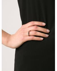 Rosa Maria - Metallic 'Zhang' Ring - Lyst