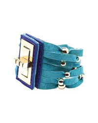 CC SKYE - Blue Baja Malibu Bracelet - Lyst