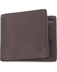 Mulberry | Brown Leather Coin Wallet | Lyst