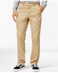 Wesc | Natural Eddy Chino Pants for Men | Lyst