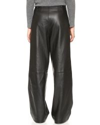 VEDA | Black Bess Trousers | Lyst