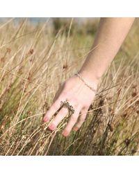 Bug - Metallic Anita Bracelet - Lyst