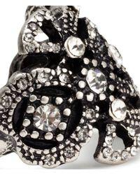 H&M - Metallic 9-pack Rings - Lyst