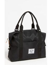 Herschel Supply Co. | Black 'strand' Duffel Bag for Men | Lyst