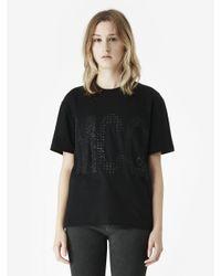 McQ - Black Mcq Classic T-shirt - Lyst