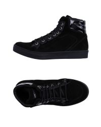 Alessandro Dell'acqua | Black High-tops & Trainers for Men | Lyst