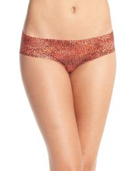 Commando | Brown Print Bikini | Lyst